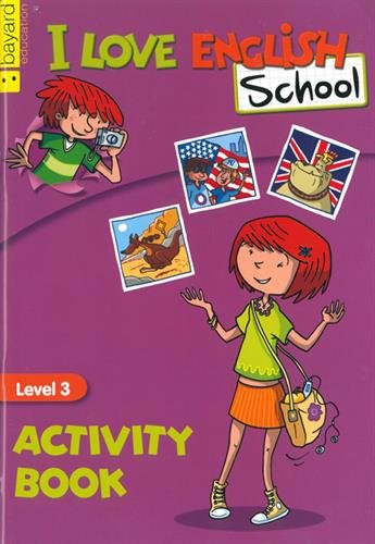 9782747027540: I Love English School CM2 : Activity Book