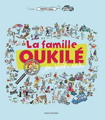 9782747031721: La Famille Oukil� En Week-End