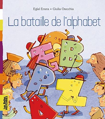 9782747032124: Bataille de l'alphabet