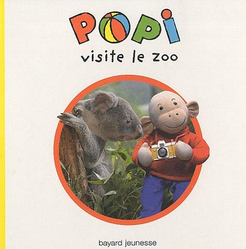 9782747032285: Popi visite le zoo
