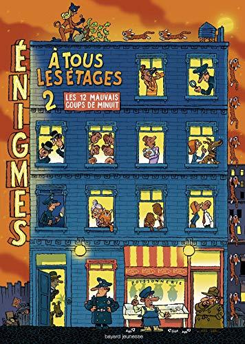 9782747032919: Enigmes à tous les étages (French Edition)