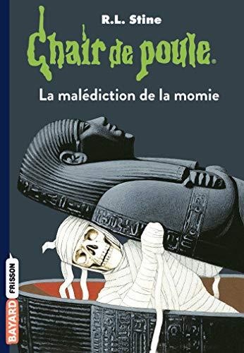 9782747032933: La Malediction De La Momie (French Edition)