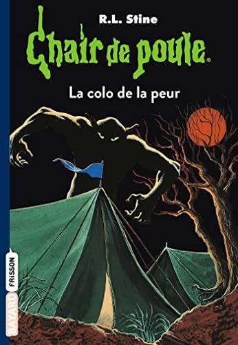 9782747032988: La colo de la peur (French Edition)