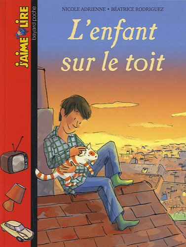 9782747033749: L'enfant sur le toit