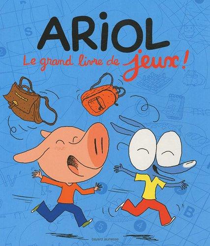 9782747033886: Ariol : Le grand livre de jeux !