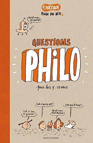 9782747035217: Question philo pour les 7-11 ans