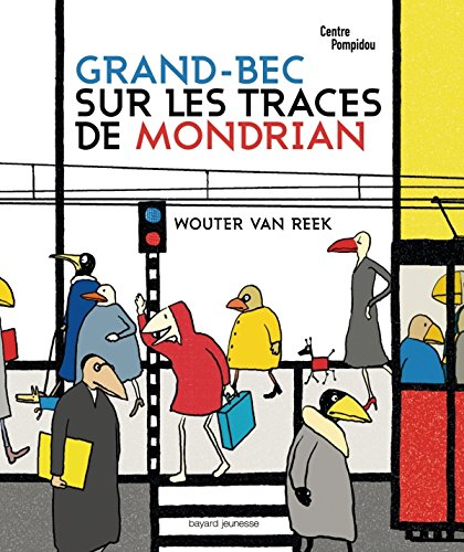9782747036641: Grand-bec sur les traces de Mondrian