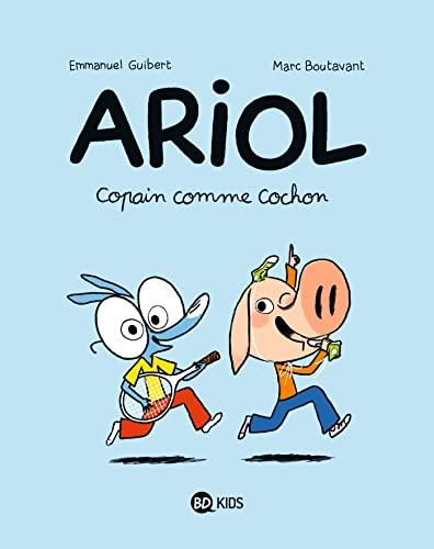 9782747037792: Ariol, Tome 03: Copain comme cochon (BD Kids Ariol)