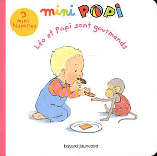 9782747038010: Leo et Popi Sont Gourmands