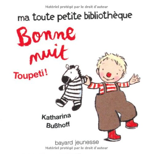 9782747043663: Bonne Nuit, Toupeti !