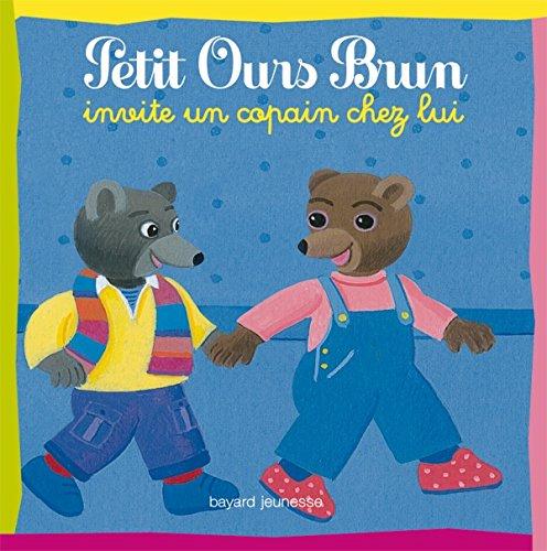 9782747043816: Petit ours brun invite un copain chez lui