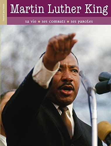 martin luther king -: n/a
