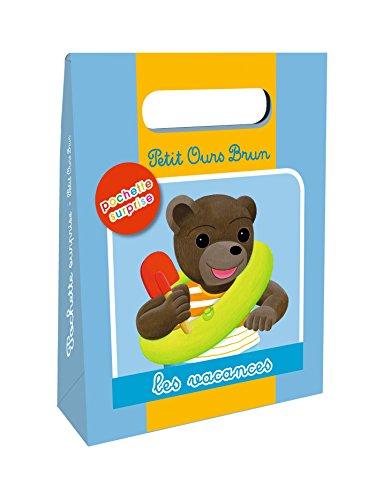 9782747047579: Les vacances - pochette surprise de Petit Ours Brun: Les pochettes surprises de Petit Ours Brun (Petit Ours Brun activités)