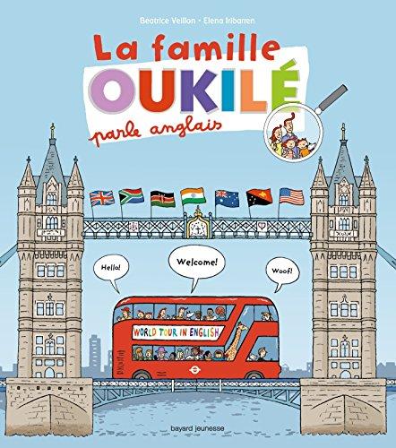 9782747048507: La famille Oukilé parle anglais