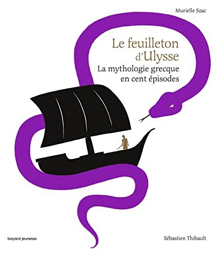 FEUILLETON D'ULYSSE (LE): SZAC MURIELLE