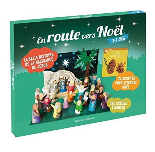 9782747049436: En route vers Noël 3-7ans