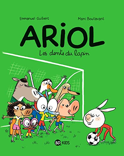 9782747049597: ARIOL T09 LES DENTS DU LAPIN (BDK.ARIOL)