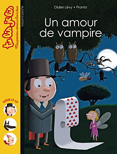 9782747052269: Un amour de vampire