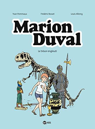 MARION DUVAL T.24 : LE TRÉSOR ENGLOUTI: POMMAUX YVAN
