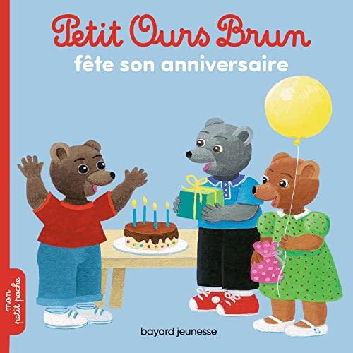 9782747055093: Petit Ours Brun fête son anniversaire