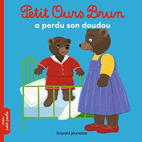 9782747055178: Petit Ours Brun a perdu son doudou
