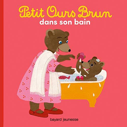 9782747055208: Petit Ours Brun: Petit Ours Brun Dans Son Bain (BAY.POB POCHE)