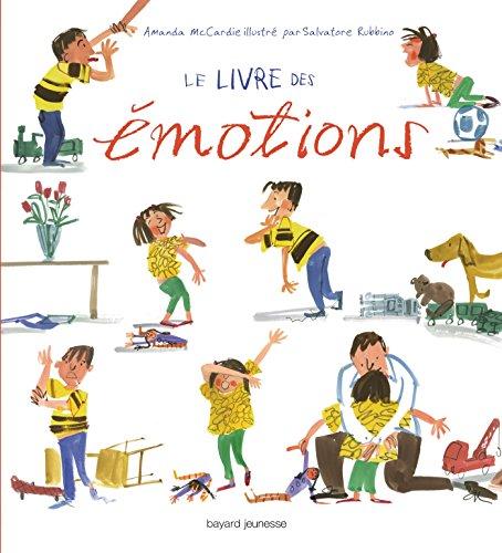 9782747058261: Le livre des émotions