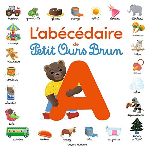 9782747058513: Petit Ours Brun: L'Abecedaire Des Tout-Petits (French Edition)