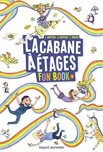 9782747097925: Fun Book, Tome 01: La cabane à étages Le fun book