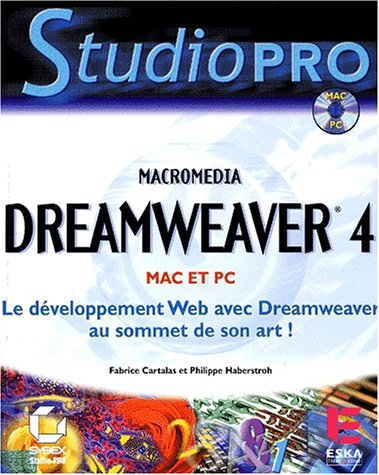 dreamweaver 4: Fabrice Cartalas, Philippe Haberstroh