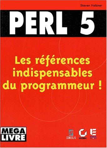 Perl 5: Steve Holzner