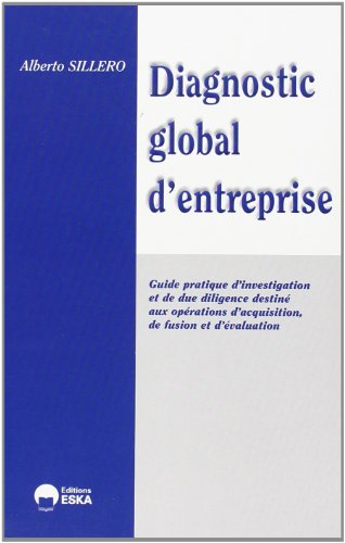 Diagnostic global d'entreprise: Alberto Sillero