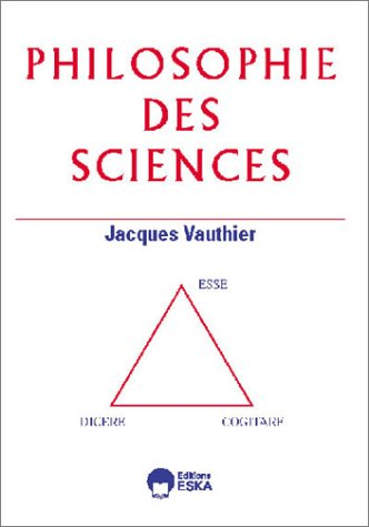 philosophie des sciences: Jacques Vauthier