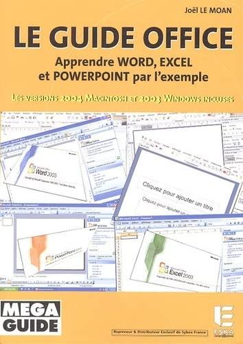 9782747207027: Le guide de Microsoft Office pour PC et pour Mac