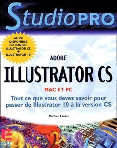 illustrator cs: Mathieu Lavant