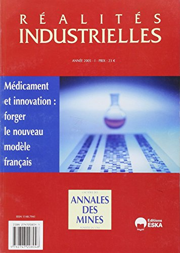 9782747208048: Réalités Industrielles N 1-2005