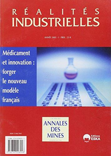 médicament et innovation : forger le nouveau modèle français (édition ...