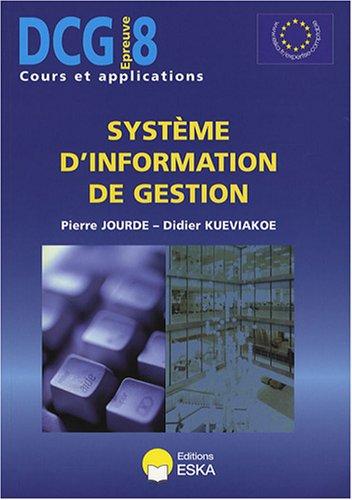 système d'information de gestion: Didier Kueviakoe