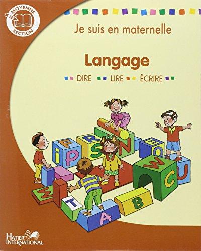 9782747305297: Langage - Cahier d'Activité Maternelle Ms