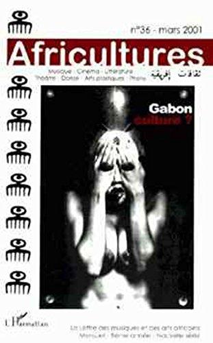 9782747500722: Gabon (Africultures)