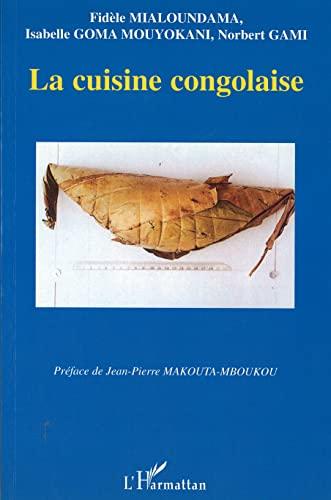 9782747512190: La cuisine congolaise