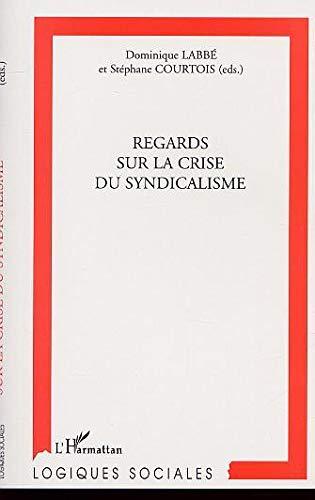 9782747514620: Regards sur la crise du syndicalisme