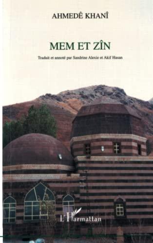 9782747516099: MEM ET ZÎN (French Edition)