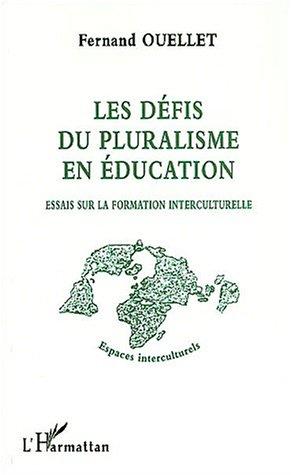 9782747523929: D�fis du pluralisme en education (les)