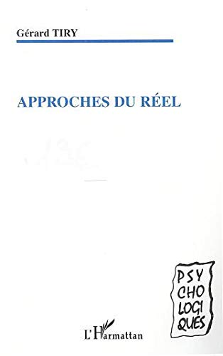 9782747526180: Approches du reel (French Edition)