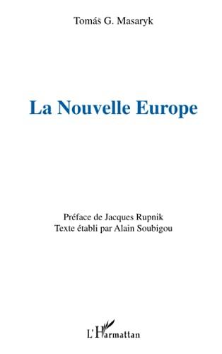 9782747527040: LA NOUVELLE EUROPE (French Edition)