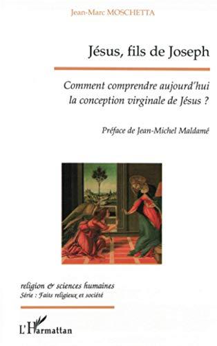 9782747534505: J�sus, fils de Joseph : Comment comprendre aujourd'hui la conception virginale de J�sus ?