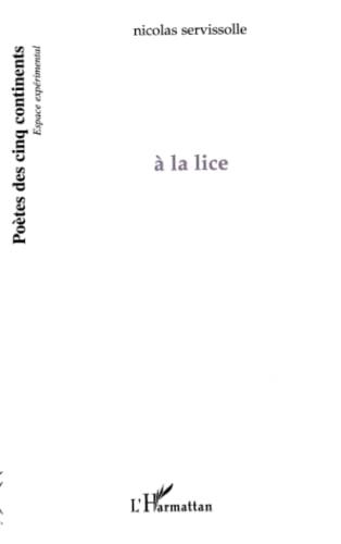 9782747546577: A la Lice