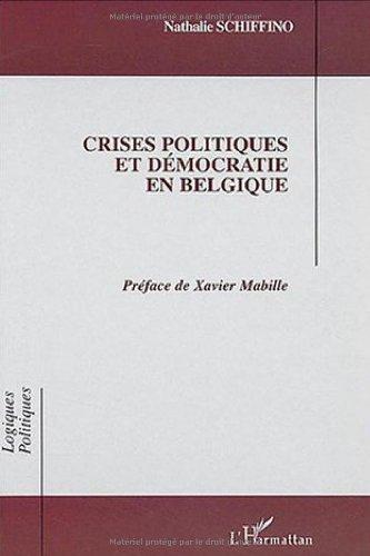 9782747547550: Crises politiques et démocratie en Belgique