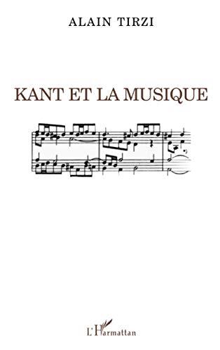 9782747552240: Kant et la Musique
